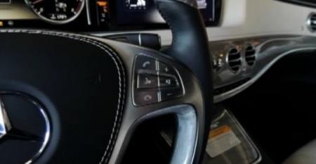 Mercedes-Benz S550 - Ward's 10 Best Interiors Awards Ceremony 2014