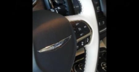 Chrysler 200C - Ward's 10 Best Interiors Awards Ceremony 2014