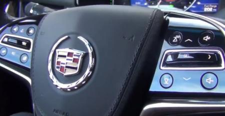 Cadillac ELR: Judging for 2014 Ward's 10 Best Interiors