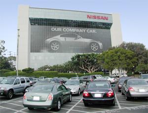 Nissan North America Tennessee