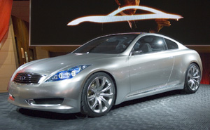 New Infiniti G35 Coupe >> Infiniti Design Will Remain In Japan Wardsauto