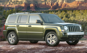 Trail Rating For New Jeep Patriot Presents Challenges Wardsauto