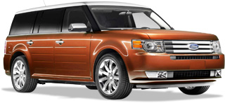 Contrary To Media Reports The Upcoming  Ford Flex Cross Utility Vehicle Is Not A Replacement For The Auto Makers Discontinued Minivan Lineup
