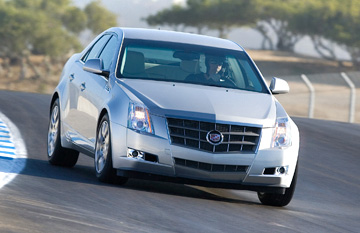 Las Vegas The Redesigned 08 Cts Luxury Sports Sedan Continues To Be A Strong Er Roughly Six Months Into Its Launch Cadillac General Manager Jim