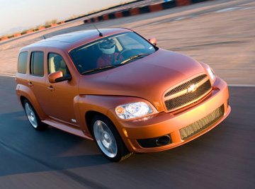 Phoenix If The 08 Chevrolet Hhr Ss Portends Future Of Performance And Utility Americans Used To Having Their Cake Eating It Too Are Headed For