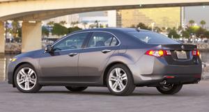 New V 6 To Account For 20 Of Acura Tsx Sales Wardsauto