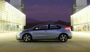 Gm Installs Mountain Mode To Help Volt Tackle Steep Terrain