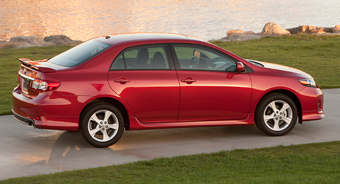 Recall Like May Tally For Toyota; Lexus Hits 12 Year Low