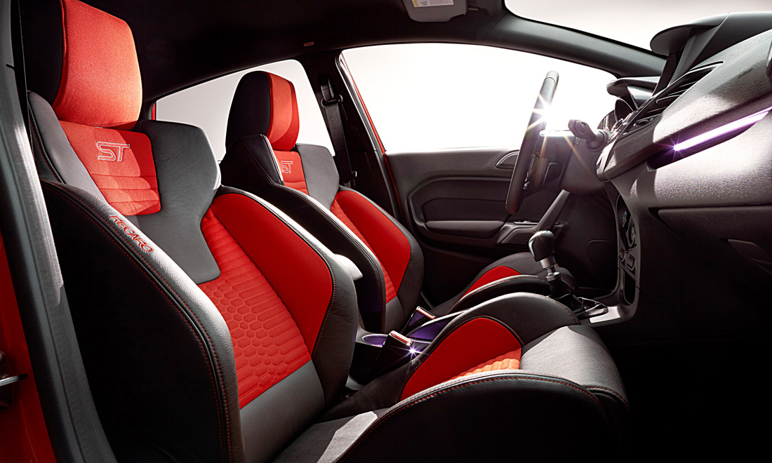 Recaro To Supply Fiesta St Seats Eyeing North American Expansion Wardsauto