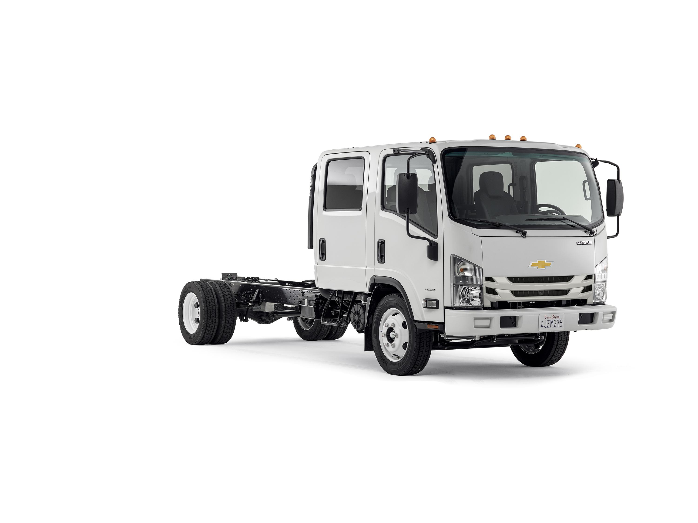 GM Jumps Back Into Medium-Duty Market | WardsAuto