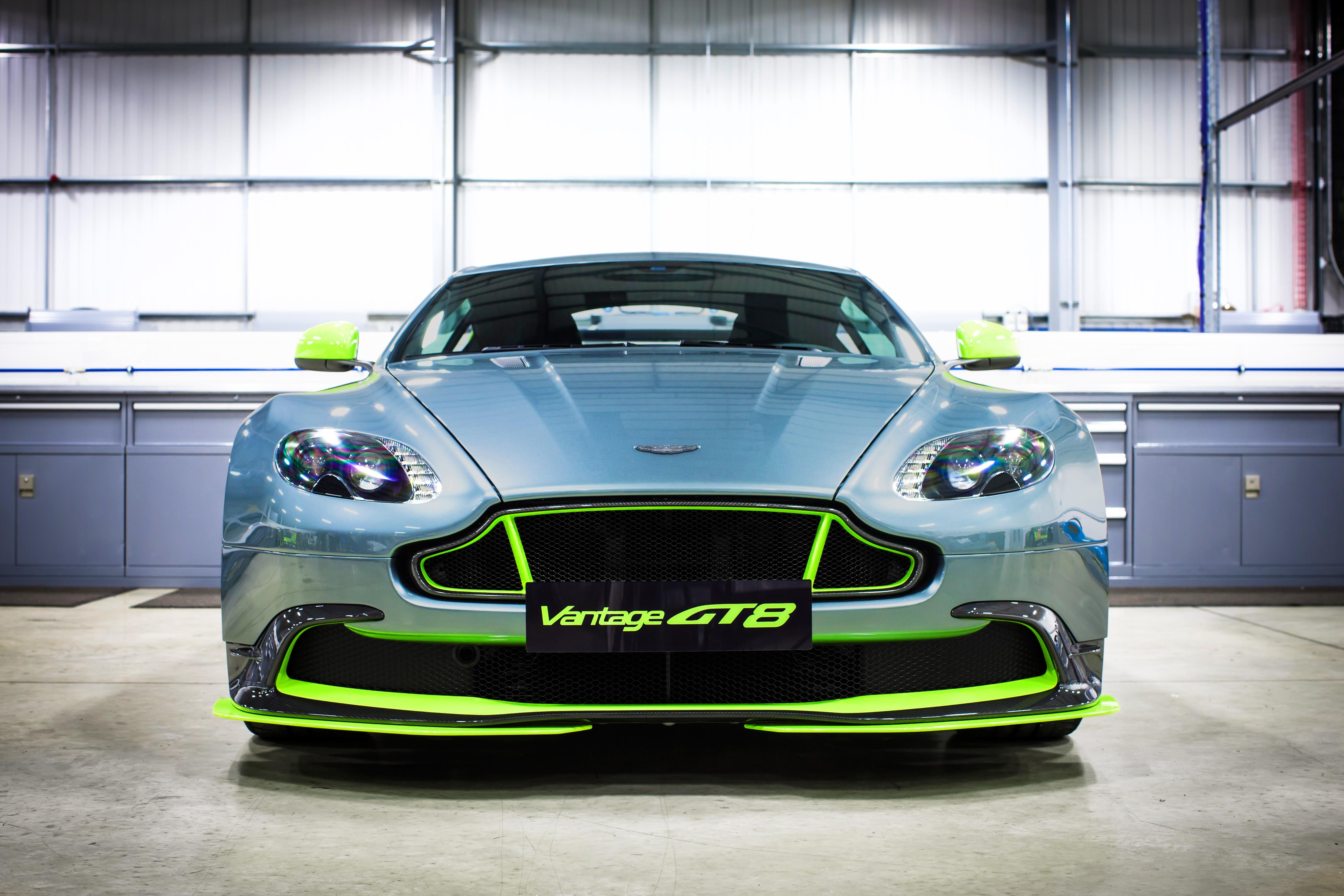 Aston Martin Storied Sports Car Maker Flexes Fresh Muscle Wardsauto