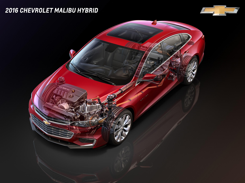 Chevrolet Malibu Hybrid Gm Challenges Toyota Prius Success Profits Wardsauto