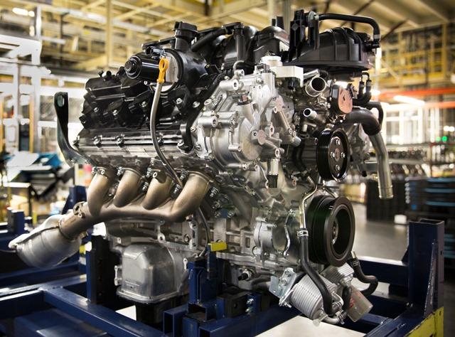 Nissan Builds 5 6l V 8 At Decherd