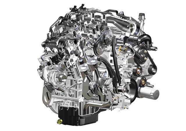 2nd Gen 3.5 Ecoboost >> Ford Touts Second Gen Ecoboost V 6 10 Speed Trans For 17 F 150