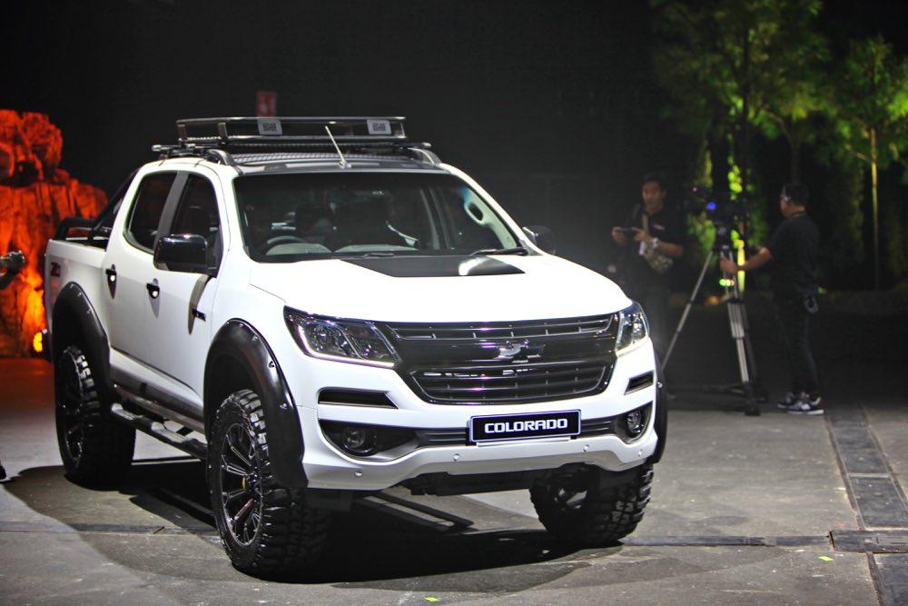 GM Thailand | New Chevrolet Colorado Aimed Upmarket ...