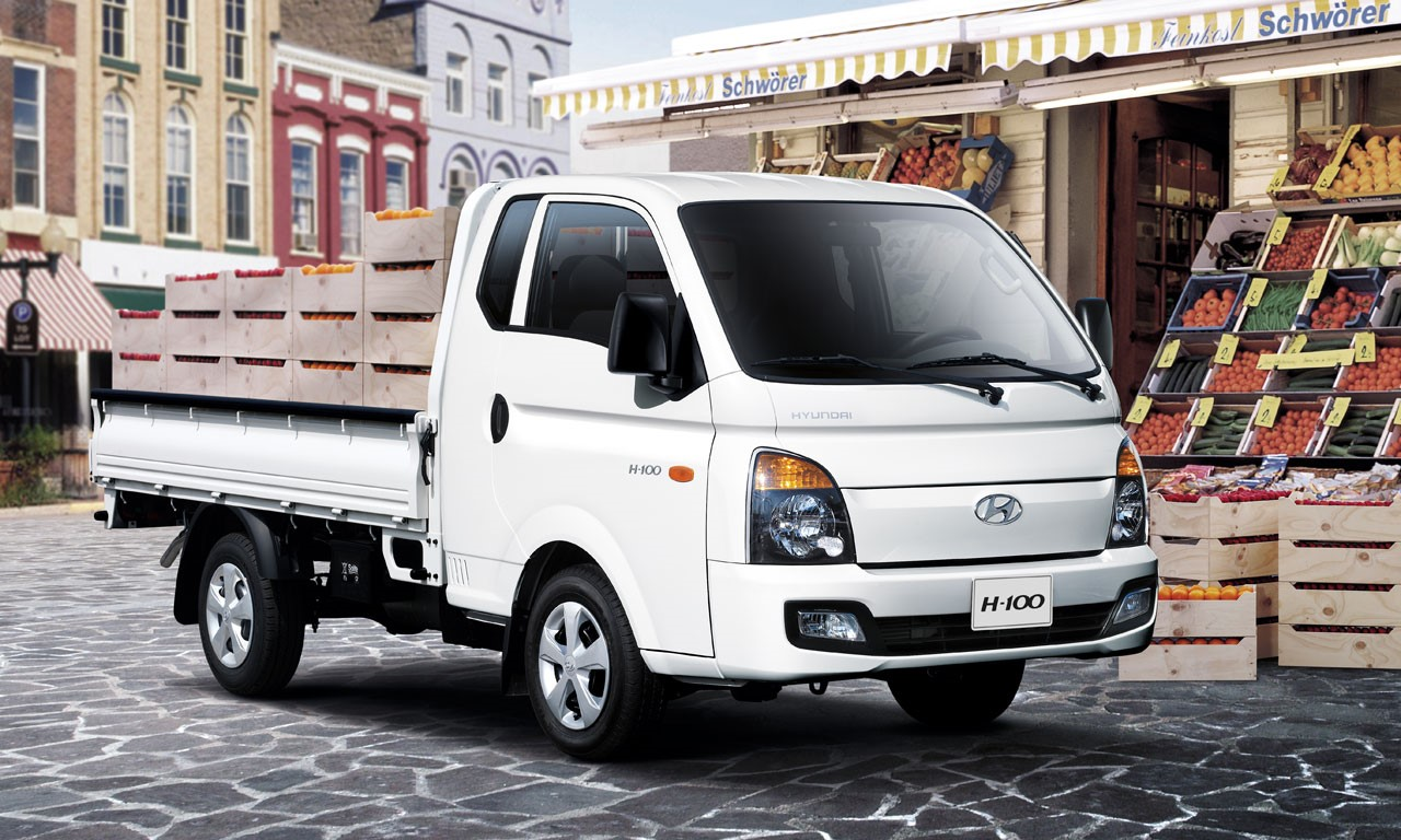 Hyundai | Porter Pickup Quietly Becomes Korea's Top-Selling LV | WardsAuto