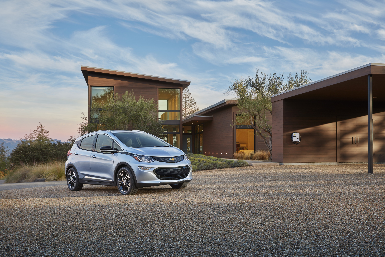 Chevrolet Bolt Electric Vehicle Car Underpins New Gm Business Model Wardsauto