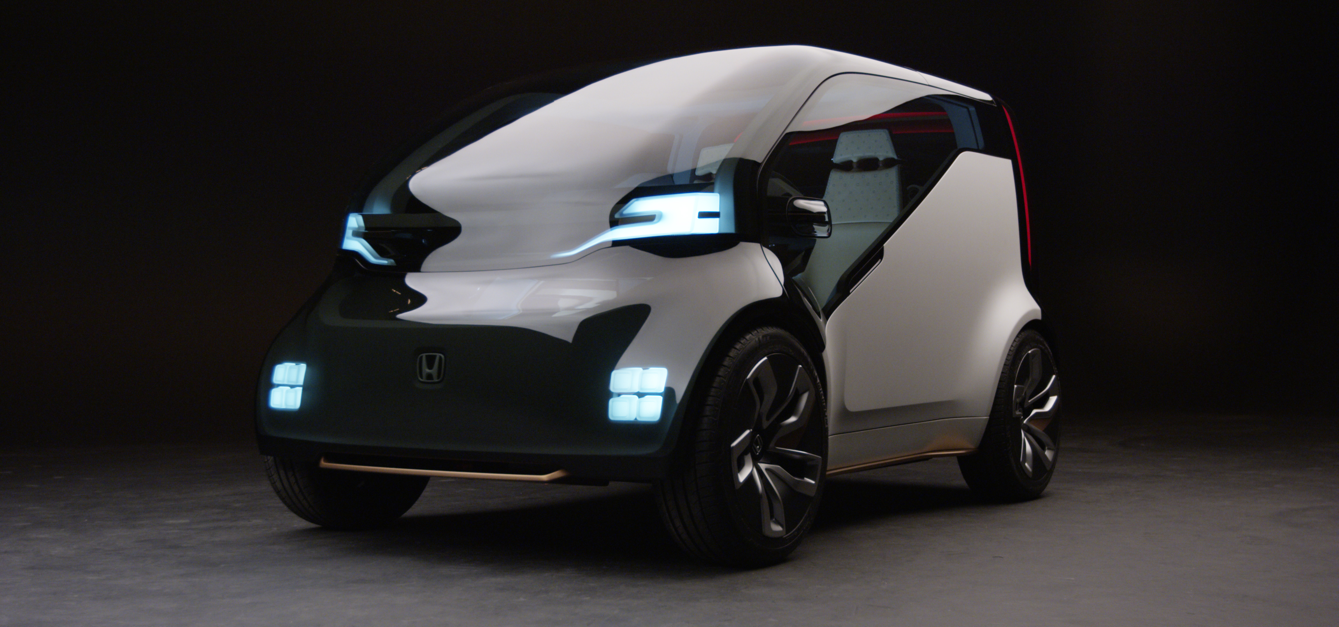 Honda at CES Electric Automated EV In Vehicle Payment