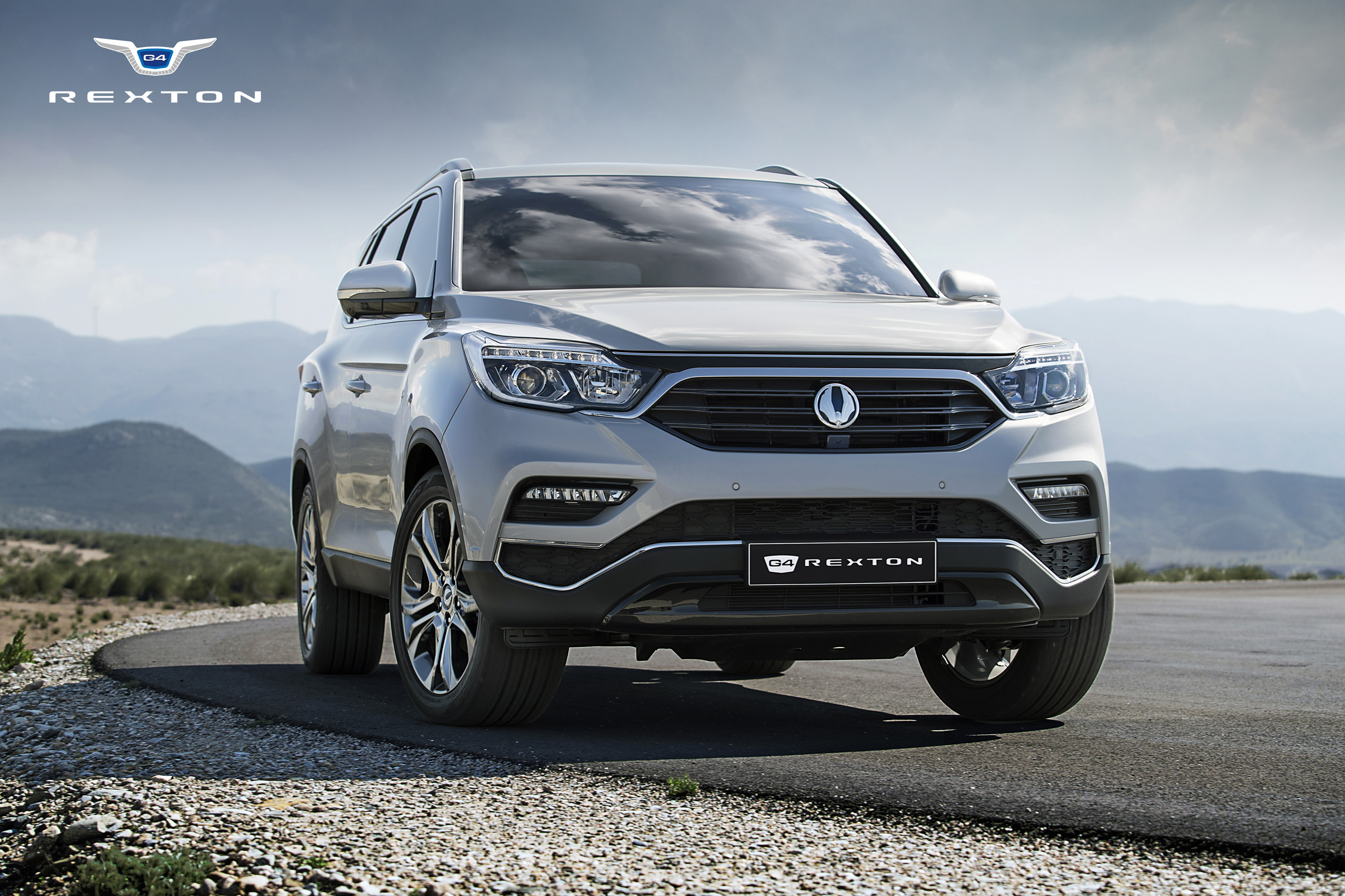 Ssangyong | Korean Automaker Gives Glimpses of G4 Rexton ...