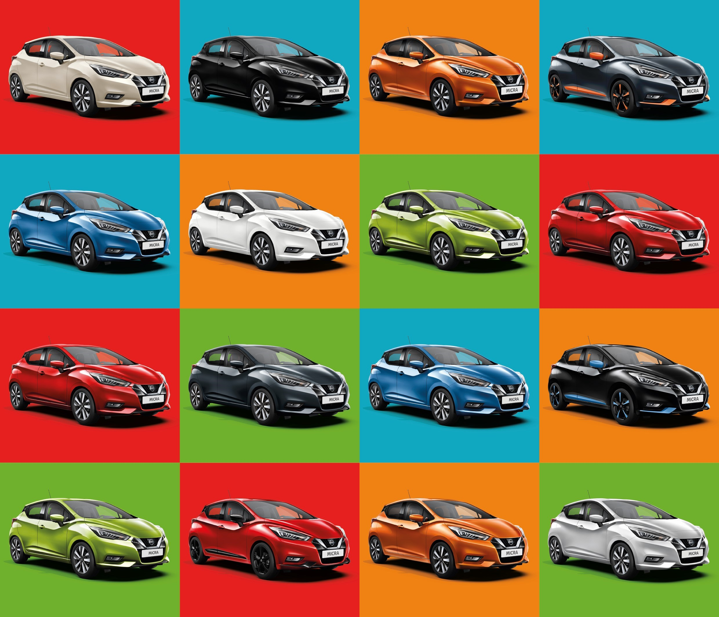 Car Colors Nissan Says Bright Overshadowed By Black Gray Wardsauto