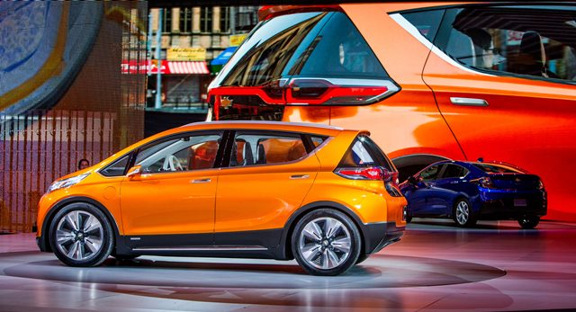 General Motors | Newcomer Chevy Bolt EV Steals Sales From ...