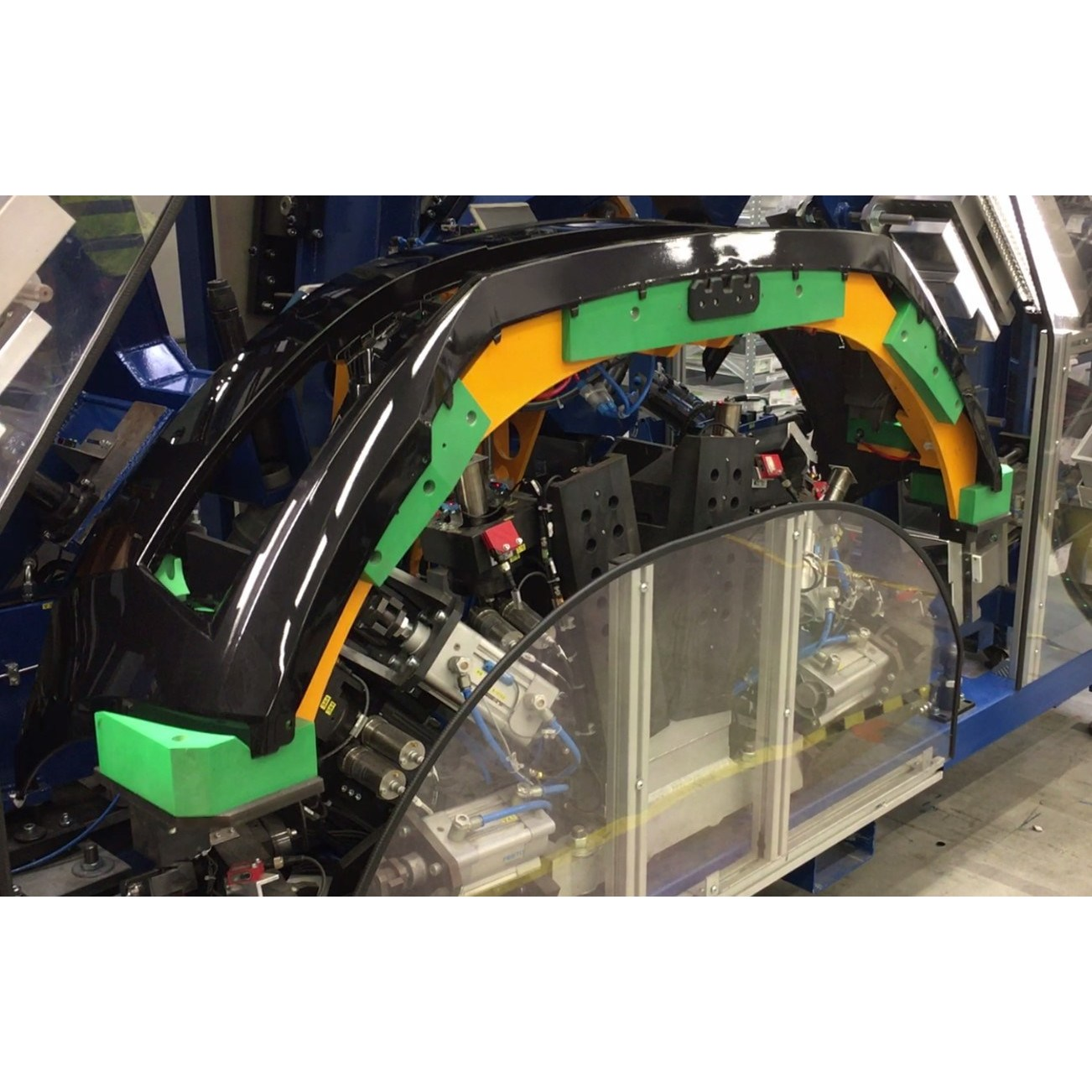 Automotive Supplier's Process Joins Thermoplastic