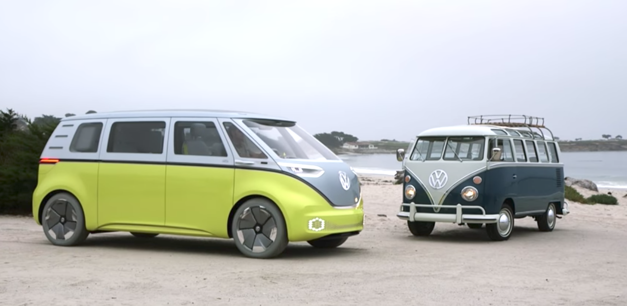Volkswagen Automaker S Upcoming Electric Vehicles May