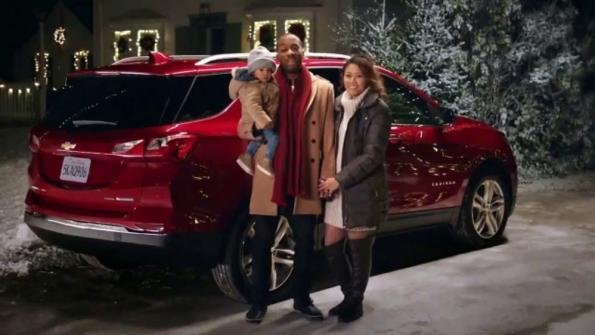 Car Commercials Chevrolet Again Tops Most Seen Auto Ads Chart