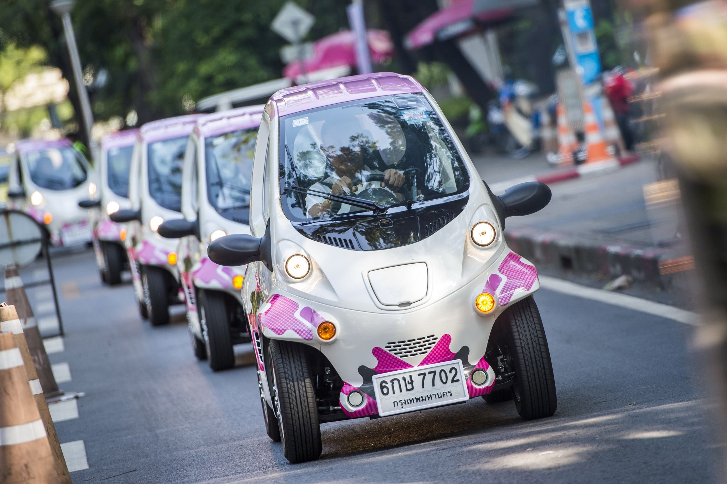 Toyota | Automaker's Thai Subsidiary Tests Car Sharing in ...