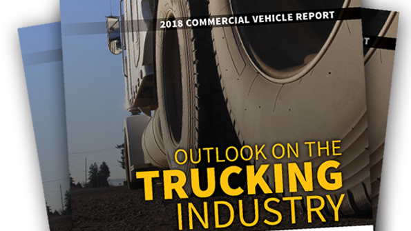 Outlook on State of Trucking Industry in 2018 | WardsAuto