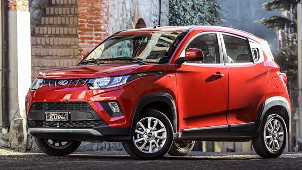 Mahindra   Indian Automaker Making Renewed Push Into ...