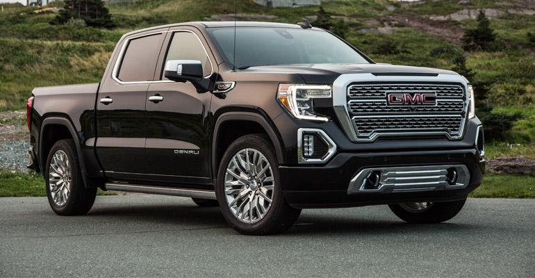 General Motors | In Insane Market, GMC Sierra Denali ...