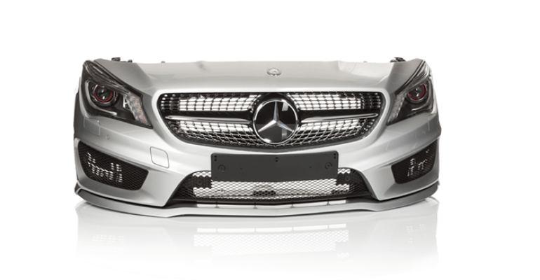 Mercedes CLA among cars fitted with HBPO front-end modules.