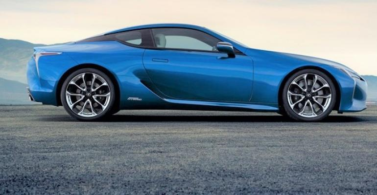 Automaker says Structural Blue paint product of 15 years of research.
