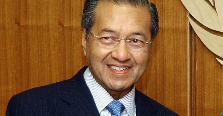 Malaysia's 92-year old Prime Minister Mahathir wants to start another car company.