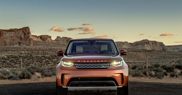 3917 Land Rover Discovery