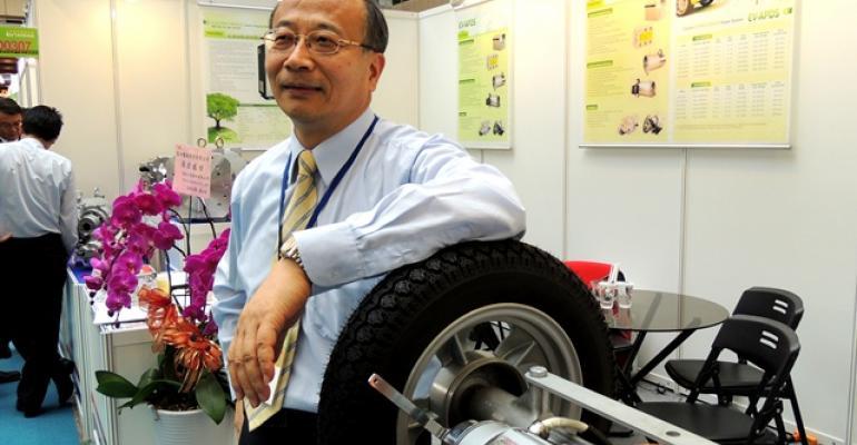 Taiwan Joining EV Supply Chain
