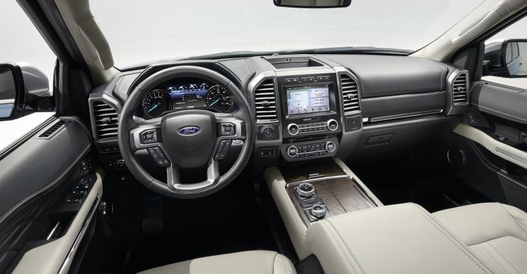 '18 Ford Expedition -- Chicago Auto Show
