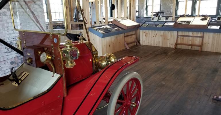 Henry Ford's Secret Model T Room Revealed