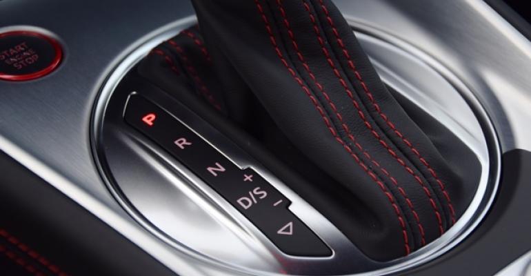 2016 Wards 10 Best Interiors Winner: Audi TTS