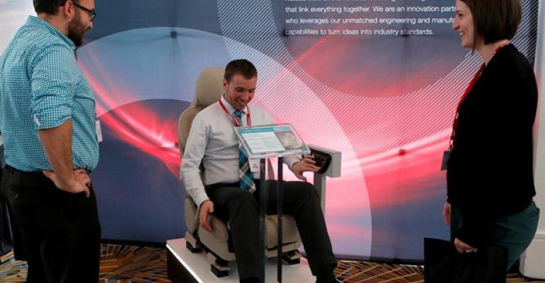 From the Floor: 2017 WardsAuto Interiors Conference