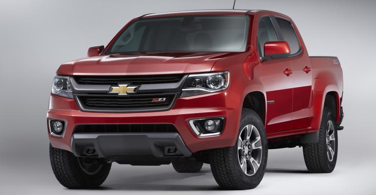 3915 Chevrolet Colorado