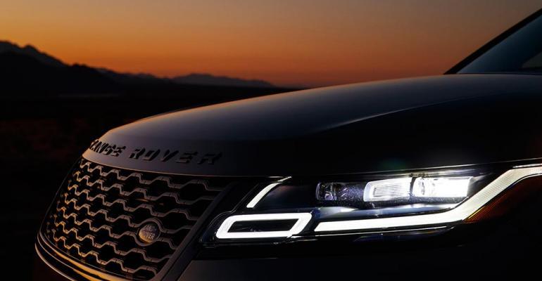 '18 Range Rover Velar