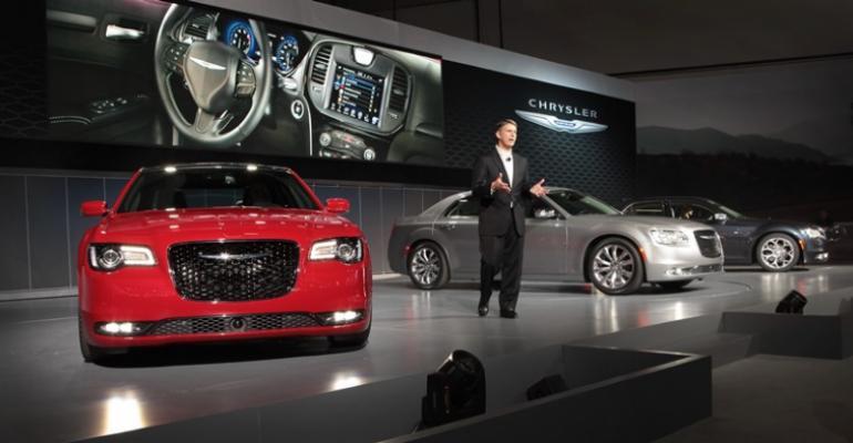 2015 Los Angeles Auto Show