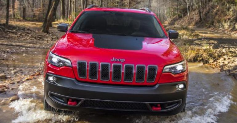 Jeep repackages and repositions Cherokee