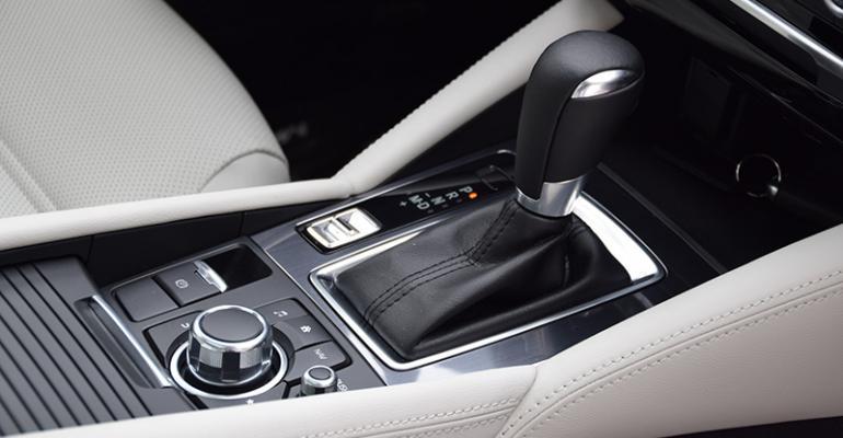 2015 Ward's 10 Best Interiors Winner: Mazda6