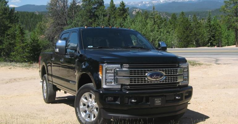 '17 Ford Super Duty