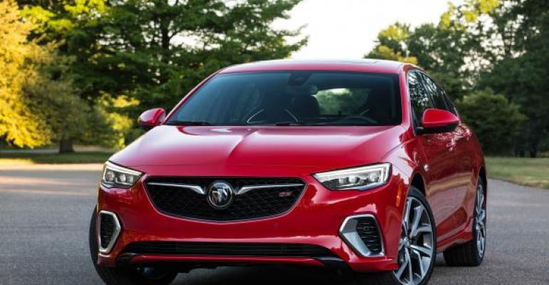 '18 Buick Regal GS
