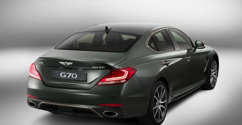 G70 due in US next year