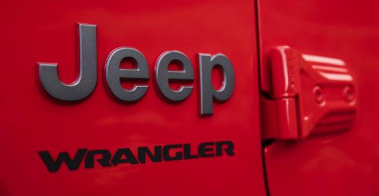 '18 Jeep Wrangler JL